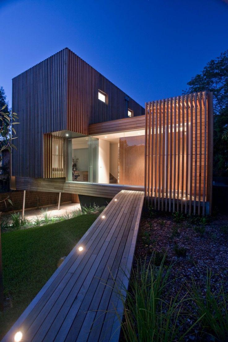 fachada de casa moderna 2