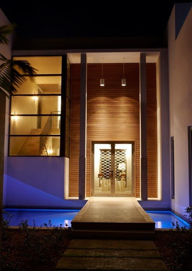 fachada de casa moderna 22