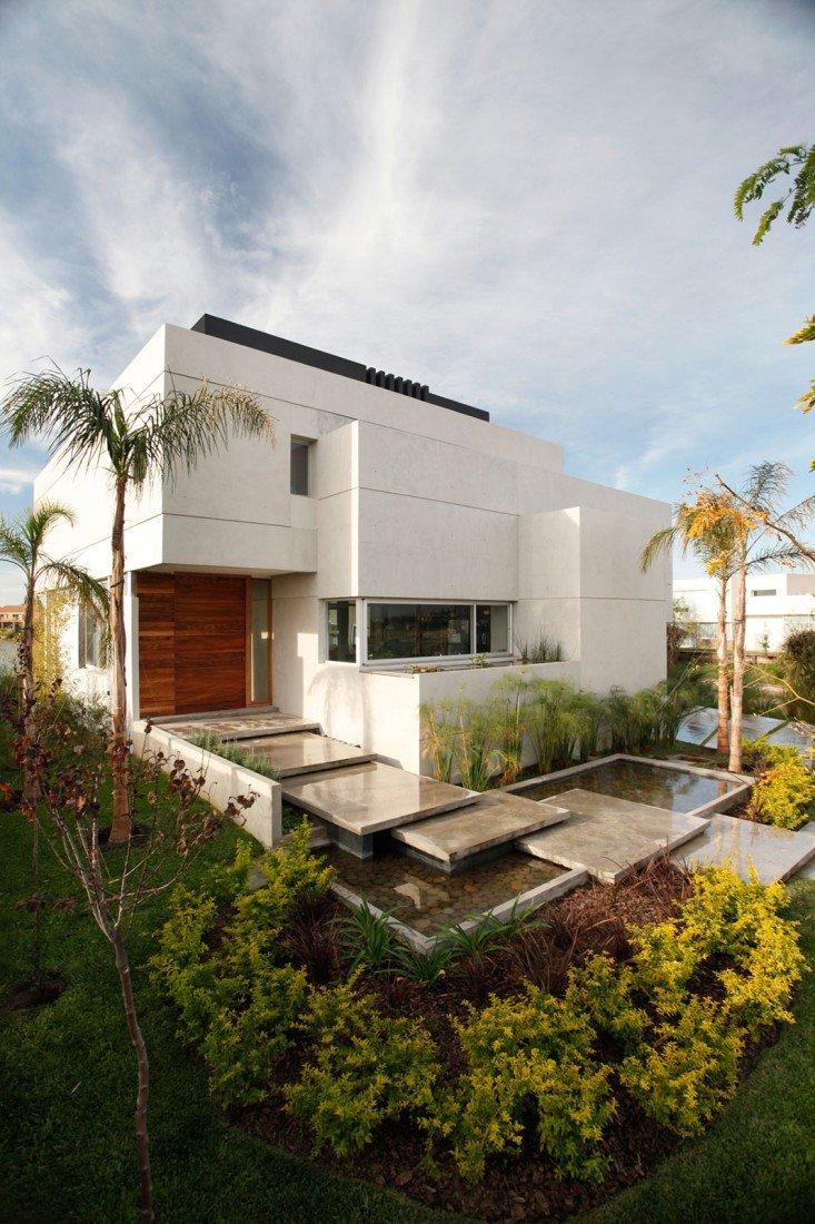 fachada de casa moderna 24
