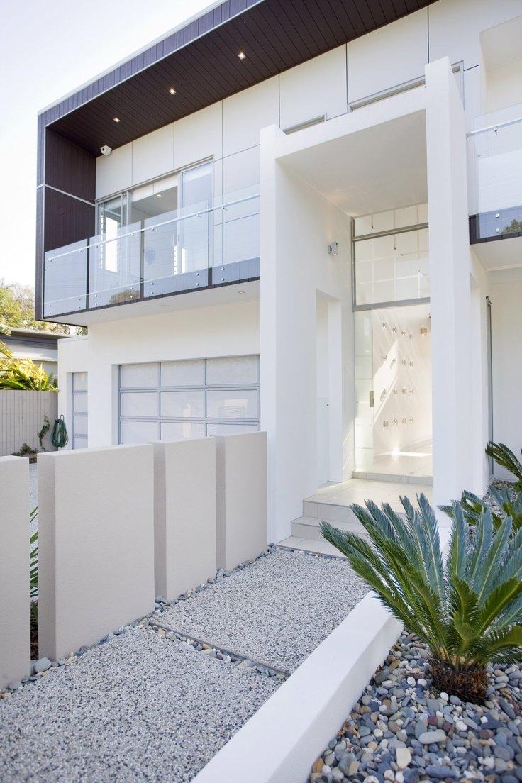 fachada de casa moderna 25