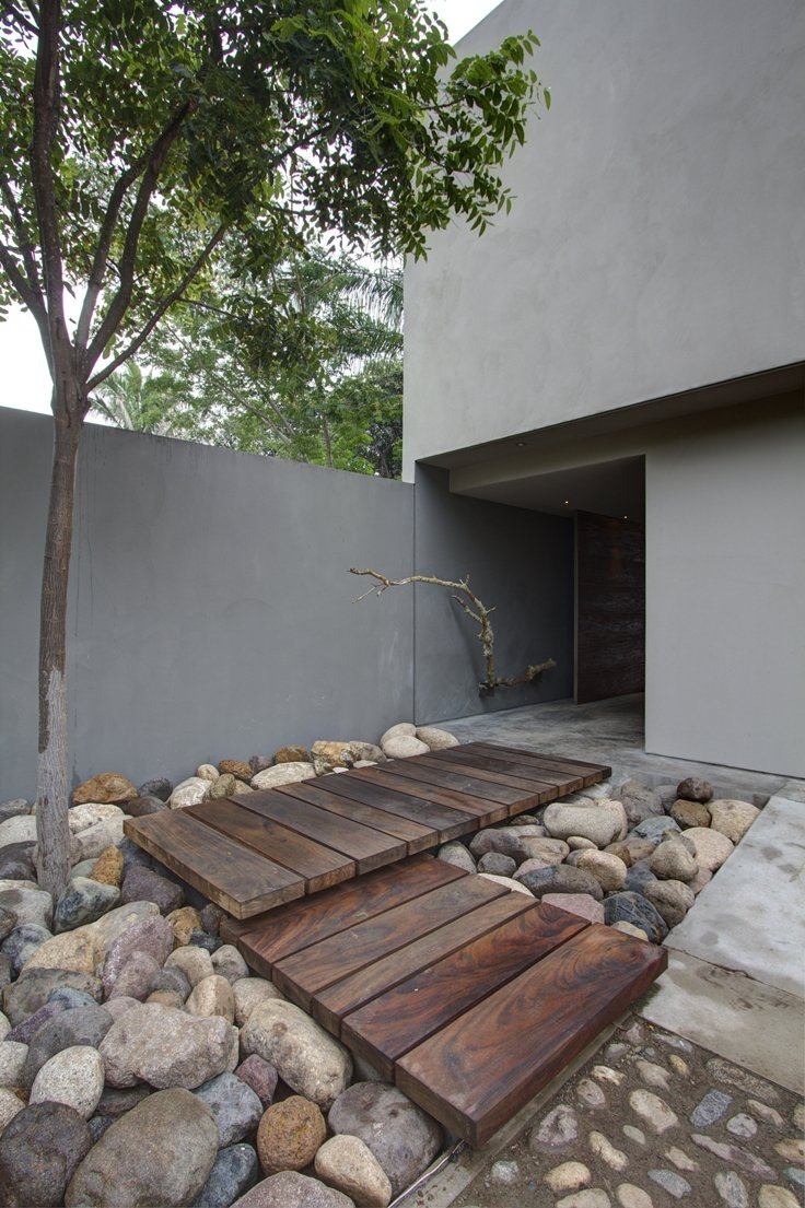 fachada de casa moderna 27
