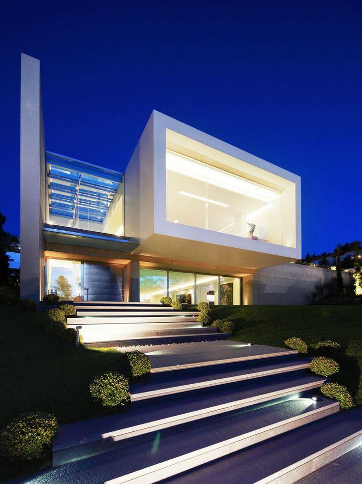 fachada de casa moderna 28