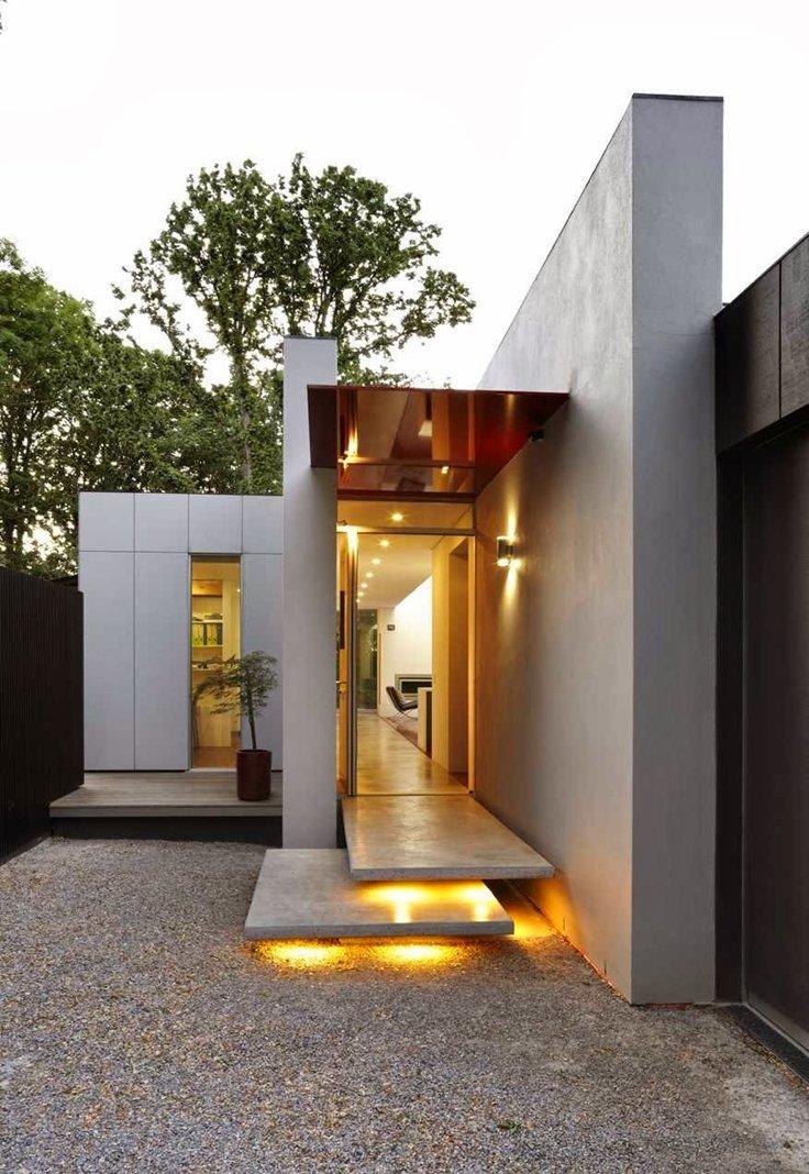 fachada de casa moderna 29