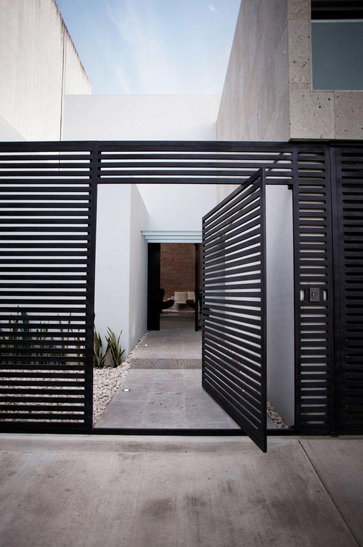 fachada de casa moderna 3