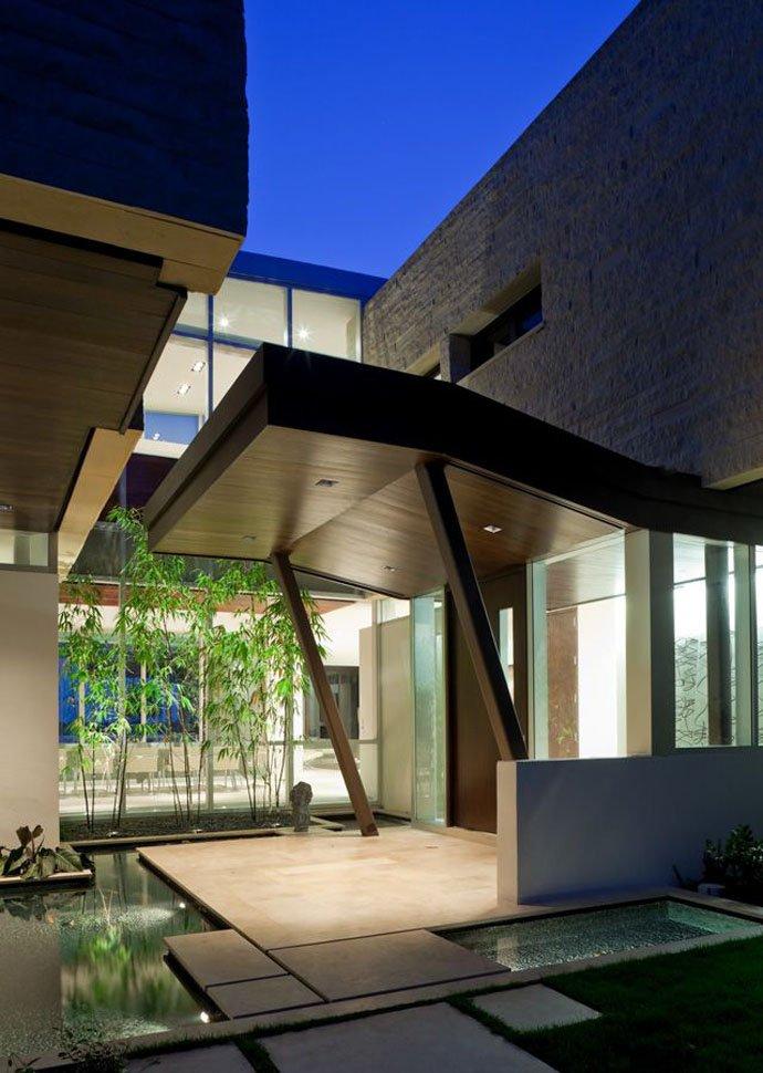fachada de casa moderna 32