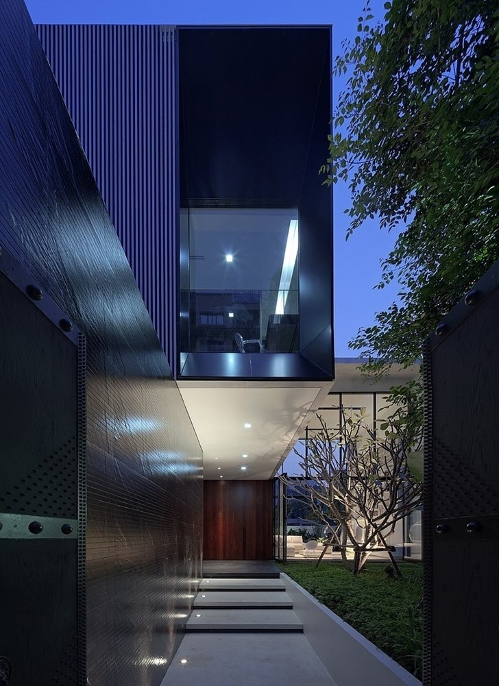 fachada de casa moderna 37
