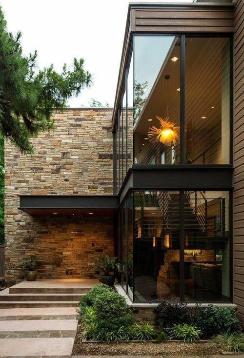 fachada de casa moderna 38