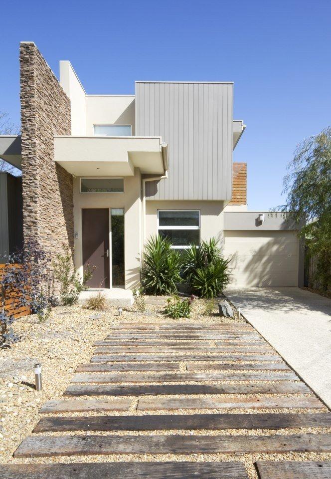 fachada de casa moderna 39