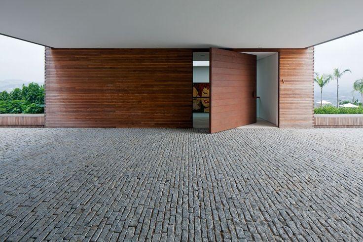 fachada de casa moderna 5