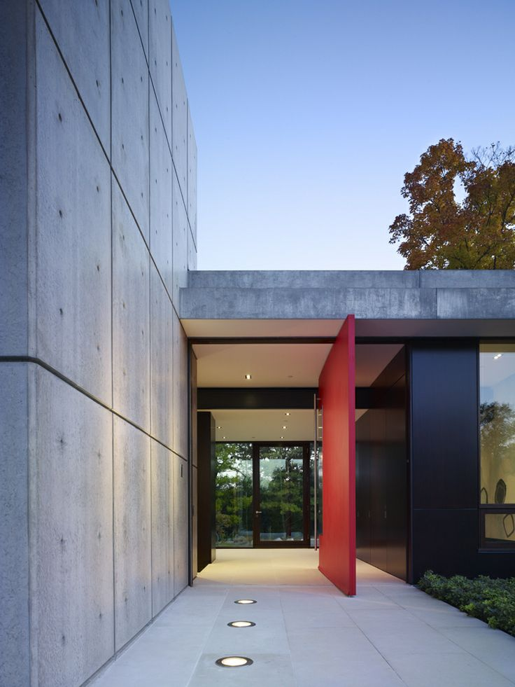 fachada de casa moderna 7