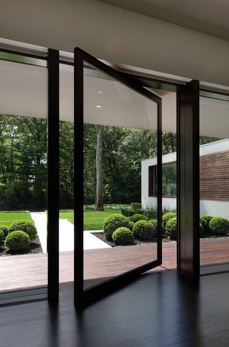 fachada de casa moderna 8