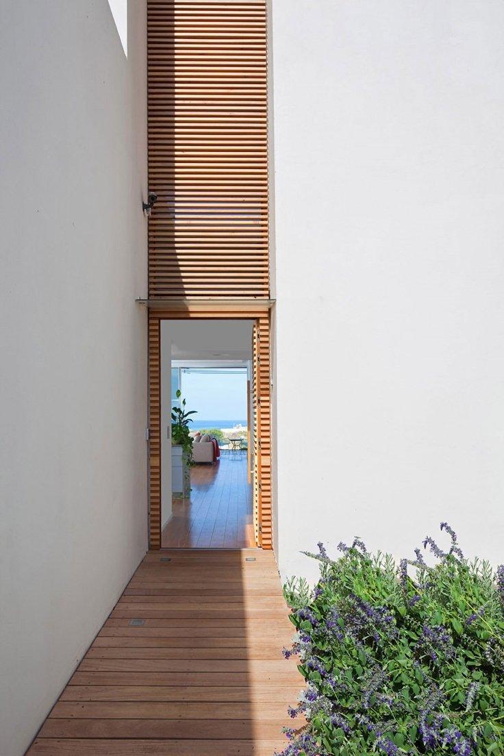 fachada de casa moderna 9
