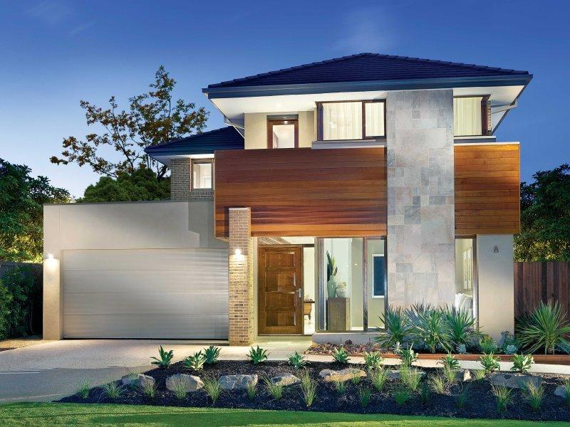 30 fachadas de casas dise o e ideas - Disenos para casas modernas ...