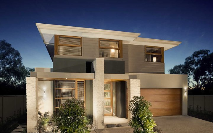 30 fachadas de casas dise o e ideas - Ideas para fachadas de casas ...
