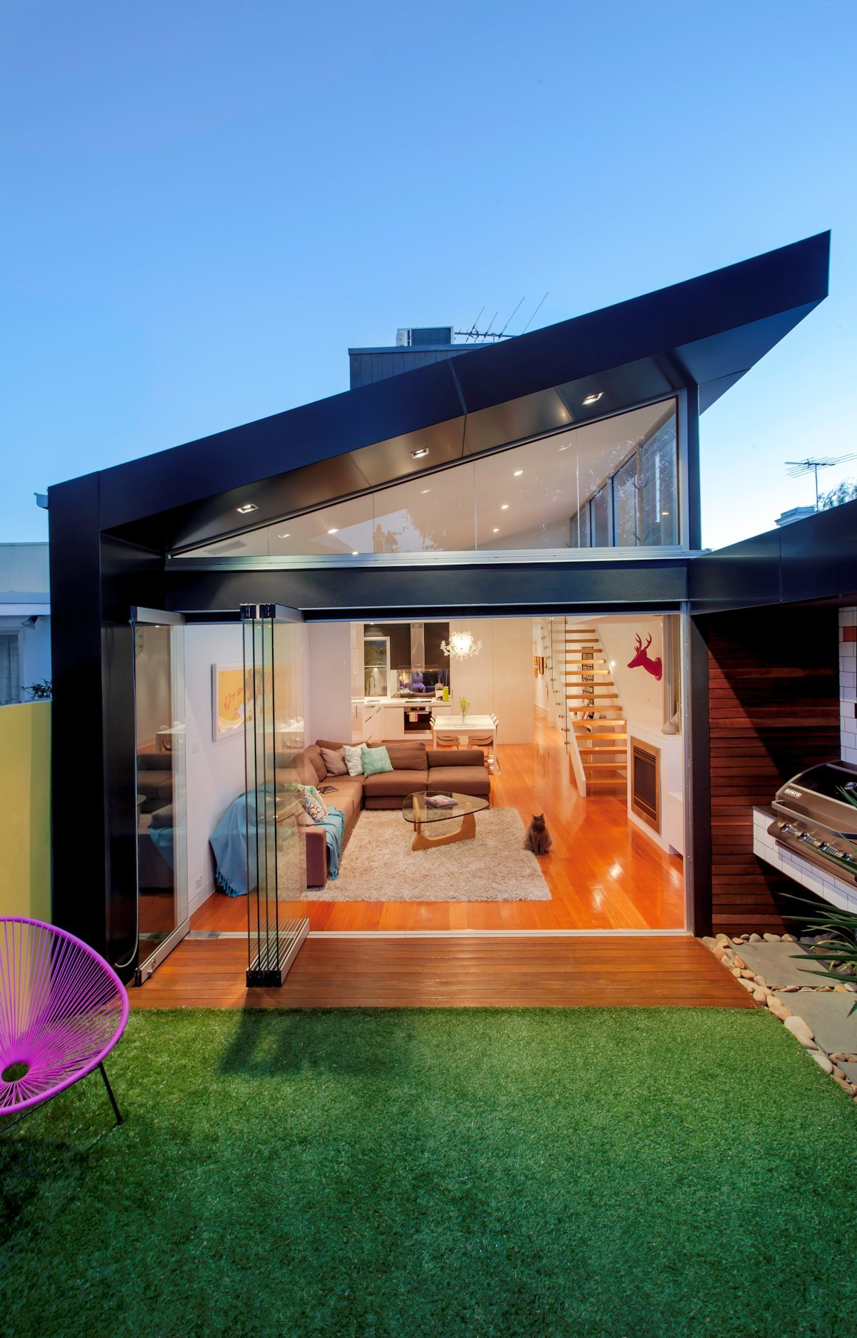 Remodelacion de casas modernas casas y fachadas for Remodelacion de casas
