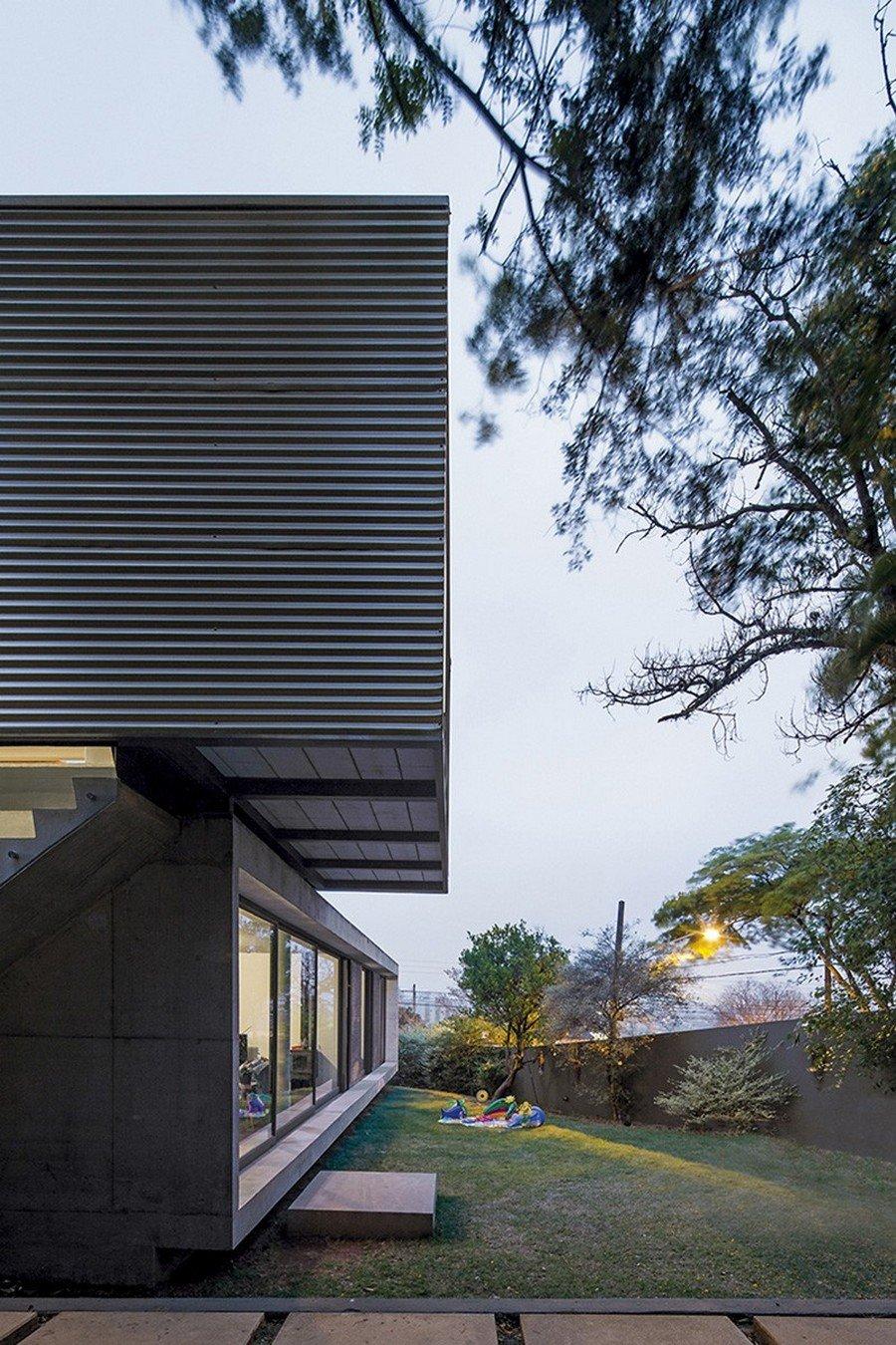 Fotos de casas minimalistas casas y fachadas for Casa minimalista 80 metros