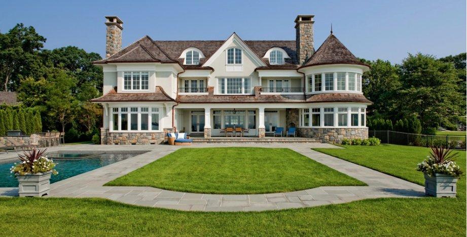 Fachadas de casas 10 dise os de exteriores de casas for Casas para exteriores