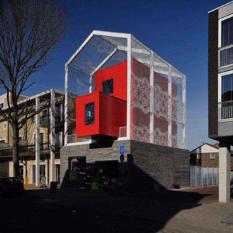 Iniciativa de dise o que tiene como objetivo mejorar la for Casa holandesa moderna