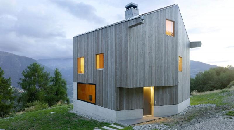 fotos de casas minimalistas Casas y Fachadas