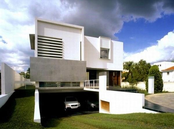 Interiores de casas minimalistas 2016 for Arquitectura de casas modernas planos