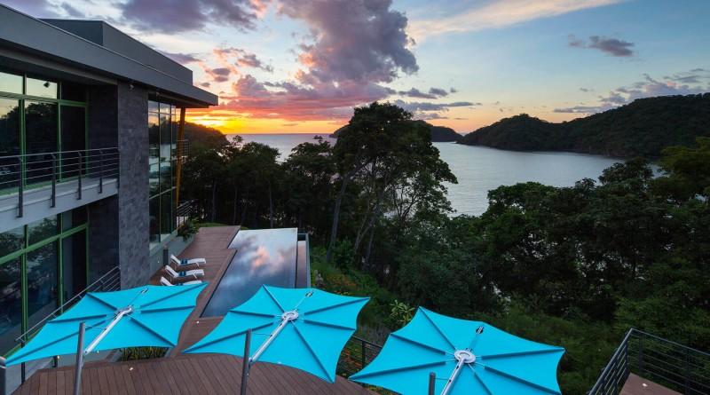 Refugio en Costa Rica con increíbles vistas